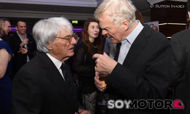 Bernie Ecclestone y Max Mosley - LaF1