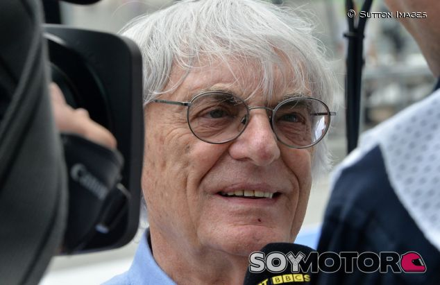Bernie Ecclestone en marzo - LaF1