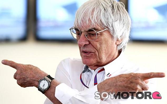 Tensa testificación en el juicio contra el magnate de la F1 con Sacha Woodward-Hill - LAF1.es