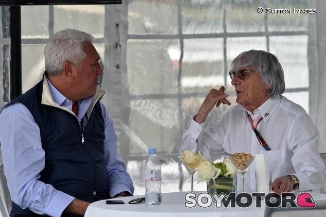 "Ecclestone: ""Puse mucha presión sobre Stroll para que fichase a Vettel"" - SoyMotor.com"
