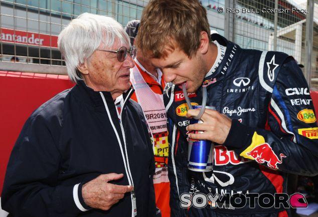 CVC quiere que Ecclestone cambie su forma de dirigir la F1