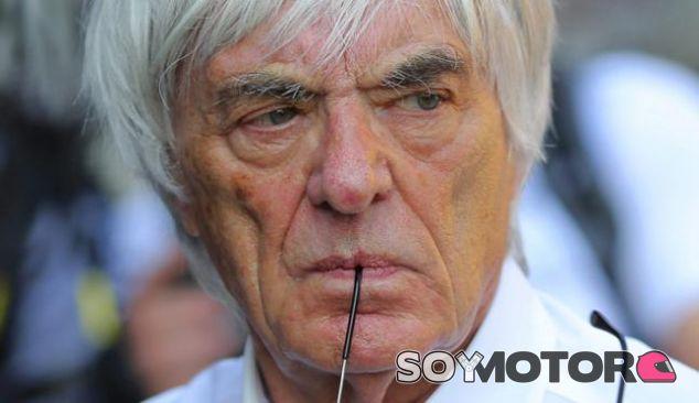 Niki Lauda descarta ser el sucesor de Bernie Ecclestone