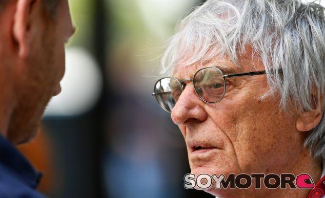 Ecclestone, el hombre que llevó a la F1 a la cima - SoyMotor.com