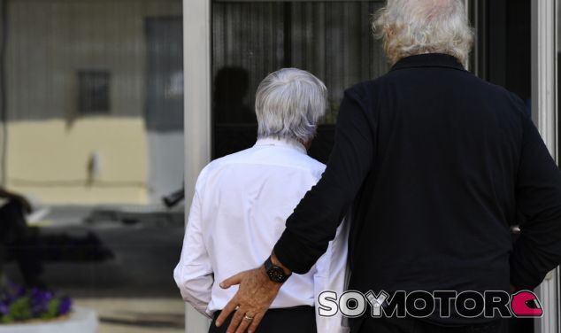 """Briatore no ve correcta la expulsión de Ecclestone: """"No han sido elegantes"""" - SoyMotor.com"""