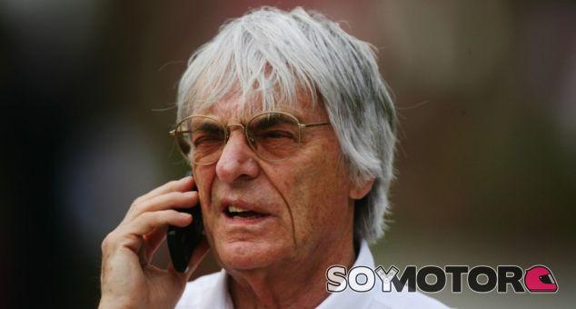 """Ecclestone: """"En el pasado perdíamos pilotos por otras razones"""" - SoyMotor.com"""