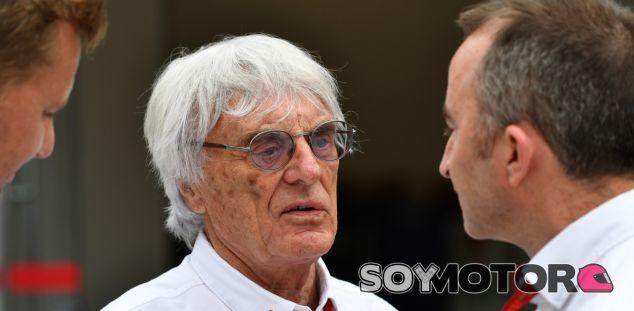 El futuro de Ecclestone en la F1, en manos de Liberty Media - SoyMotor.com