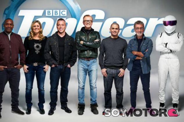 Eddie Jordan entra en el equipo de Top Gear - LaF1