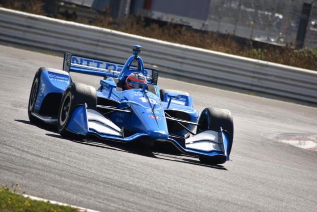 """Rosenqvist: """"¿F1? No gracias, la IndyCar es más dura"""" - SoyMotor.com"""