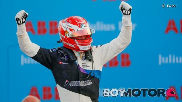 Günther gana con 'photo finish'; Da Costa remonta y roza el podio - SoyMotor.com