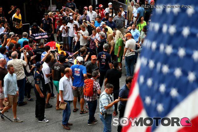 Ecclestone reconoce que Estados Unidos no le llama mucho la atención - LaF1