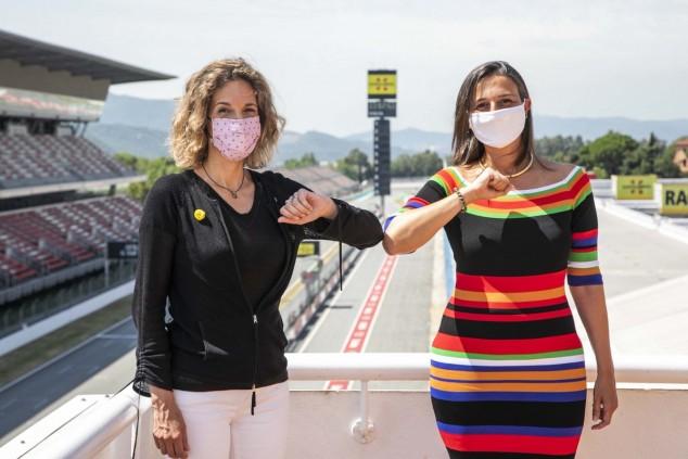 Maria Teixidor deja de ser la presidenta del Circuit de Barcelona-Catalunya - SoyMotor.com