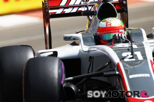 Esteban Gutiérrez en Canadá - LaF1