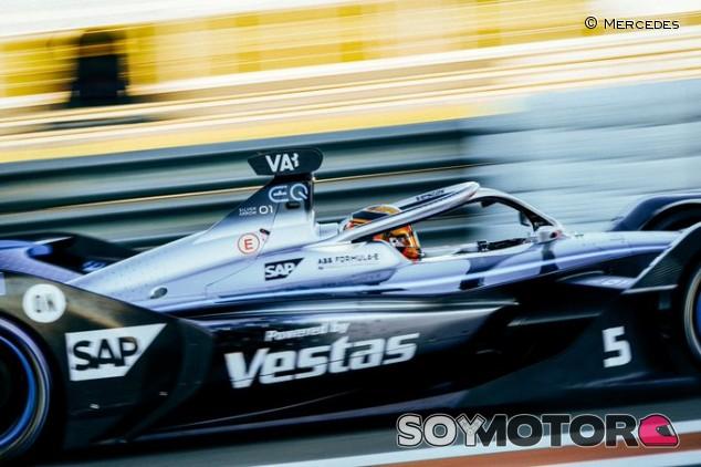 """Vandoorne, sobre Mercedes: """"Siento que estoy en el lugar correcto"""" – SoyMotor.com"""