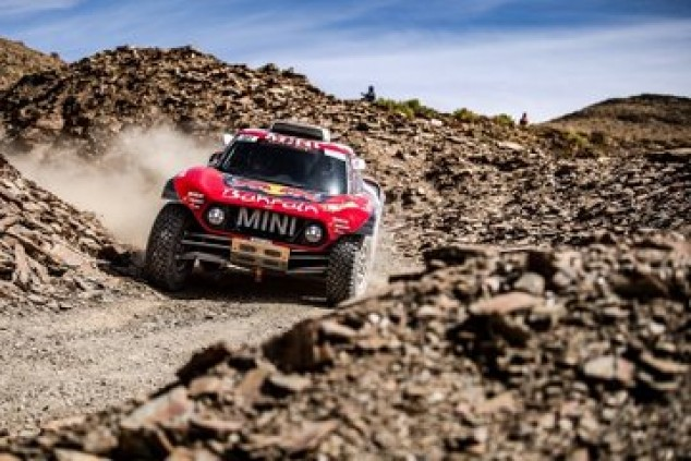 """Sainz, ante el Dakar: """"Si no creyera que puedo ganar, no iría"""" – SoyMotor.com"""