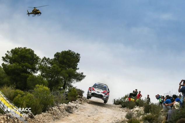 F1 por la mañana: El Rally de Catalunya-España sigue en pie – SoyMotor.com