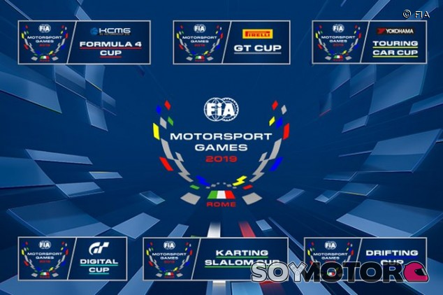 Horarios y cómo ver los Motorsport Games 2019, olimpiadas del motor – soyMotor.com