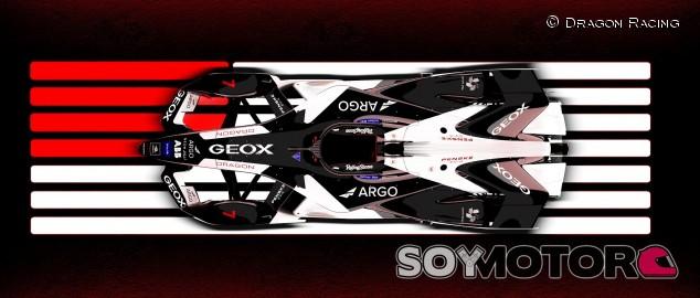 Dragon presenta su decoración para 2019-2020 - SoyMotor.com