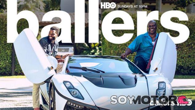 'The Rock' y un GTA Spano en Ballers - SoyMotor