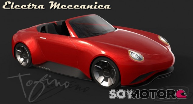 Llega el Tofino, el roadster eléctrico de Intermeccanica - SoyMotor.com