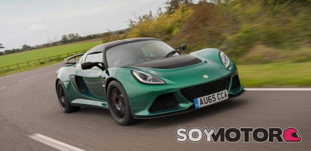 Lotus Exige Sport 350 -Soymotor