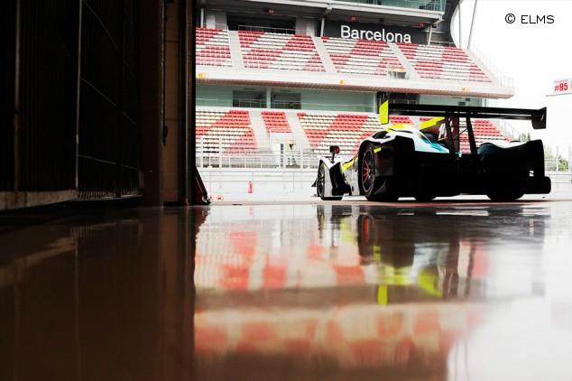 Las European Le Mans Series se ponen en marcha en Barcelona - SoyMotor.com