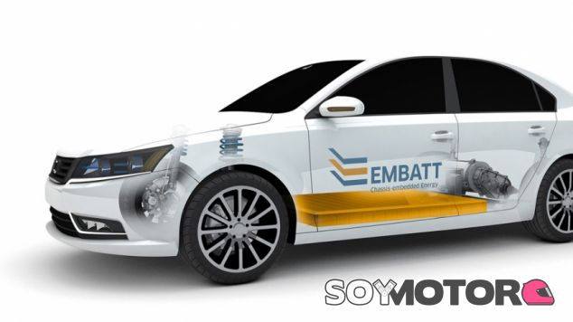 Las baterías del futuro se llaman EMBATT - SoyMotor.com