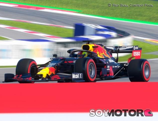 F1 Esports 2020, cuarto evento: Carretón, Pole y roza podio en Austria - SoyMotor.com