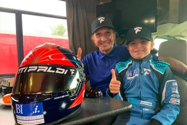 El hijo de Emmerson Fittipaldi estrena documental sobre su camino hacia la F1 - SoyMotor.com
