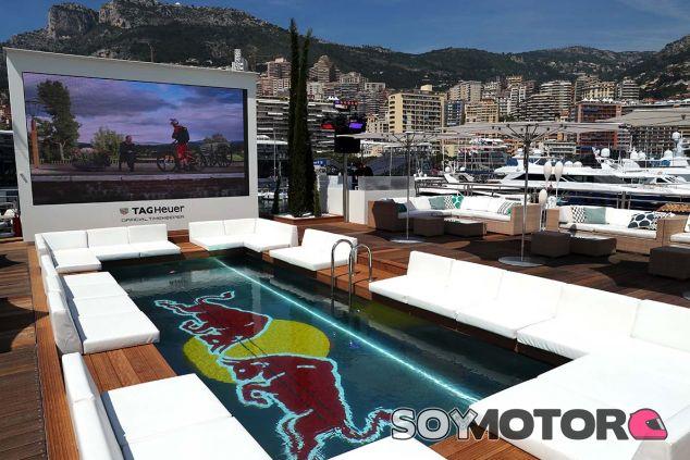 Energy Station de Red Bull en Mónaco - SoyMotor.com