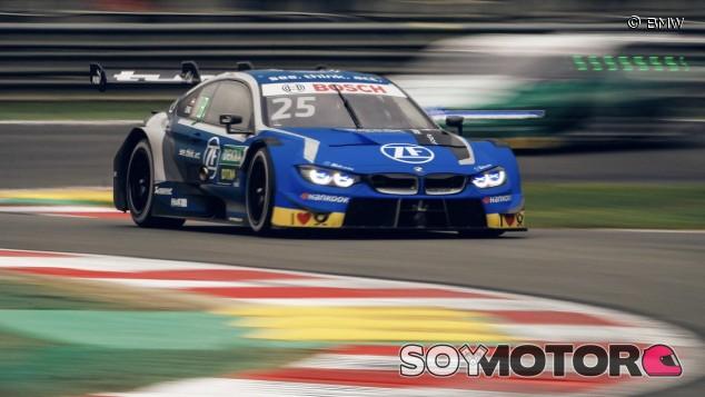 Doblete de BMW en Zolder: Eng remonta hasta la victoria - SoyMotor.com