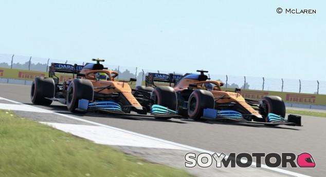 F1 Esports 2020, quinto evento: Podio estratégico de Moreno en Silverstone - SoyMotor.com