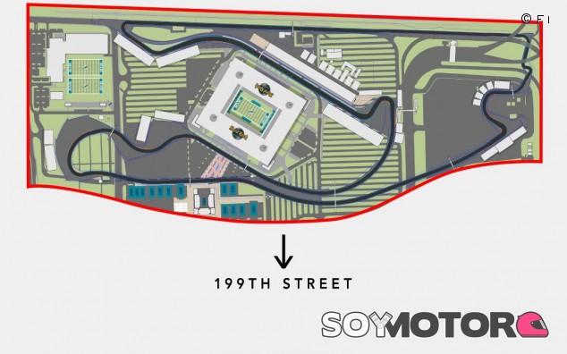 Miami presenta un nuevo proyecto de circuito para 2021 - SoyMotor.com