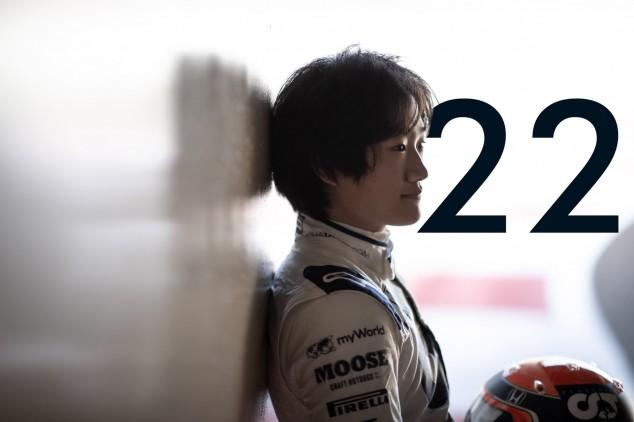 Tsunoda será el 169º piloto diferente en usar el dorsal 22 en F1 - SoyMotor.com