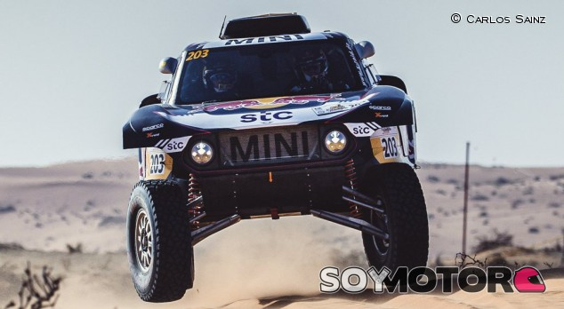 El Dakar sigue adelante pese a la 'cepa inglesa' de la covid-19 - SoyMotor.com