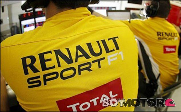 Renault trae nuevas caras al paddock - LaF1
