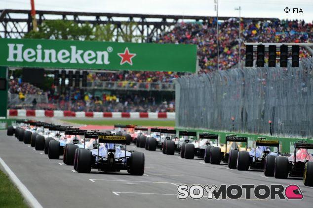 Heineken ya está presente en varios circuitos del calendario de la F1 - LaF1