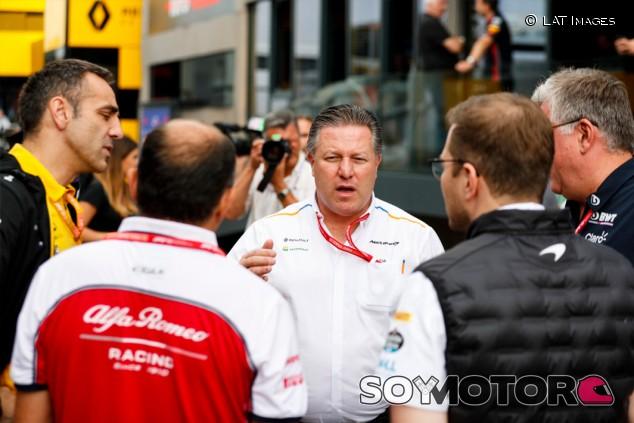 Los equipos pequeños piden un techo presupuestario de 90 millones de euros - SoyMotor.com