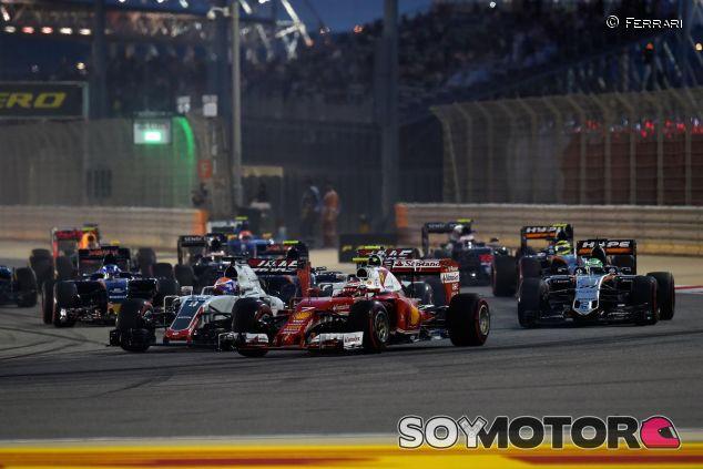 La Fórmula 1 estudiará mejorar la clasificación para los próximos años - LaF1