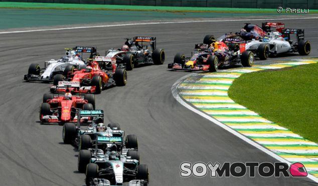 Los equipos apoyan a Pirelli - LaF1