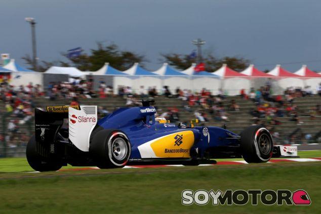 Ericsson, al igual que Nasr, no pudo pasar de la Q1 en Suzuka - LaF1