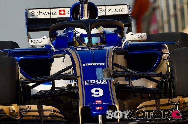 Marcus Ericsson en Yas Marina - SoyMotor.com