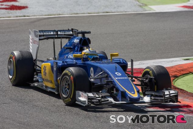 Ericsson consiguió puntuar en Monza por tercera carrera seguida - LaF1