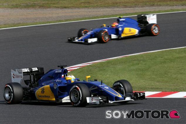 Ericsson y Nasr tienen un objetivo en común: volver a los puntos - LaF1