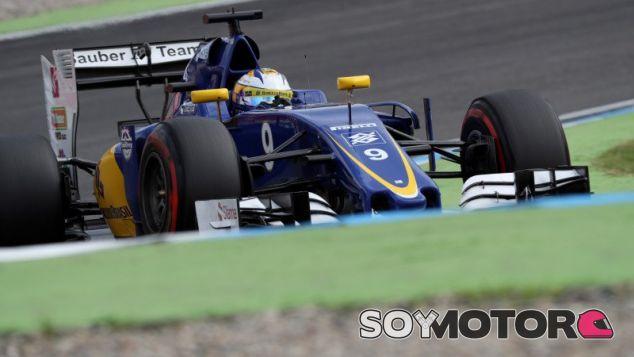 Ericsson llegó a la undécima posición en los Libres 1 - LaF1