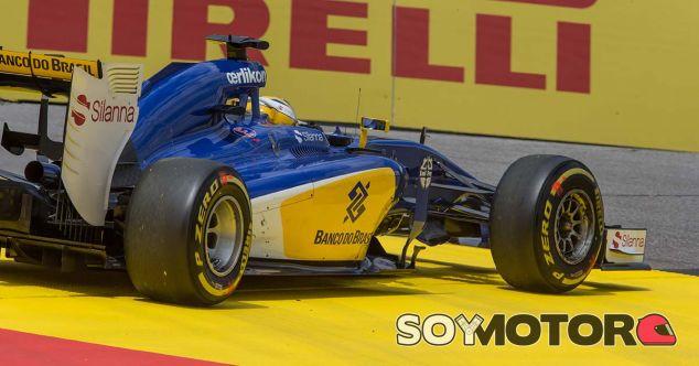 Marcus Ericsson en el Gran Premio de Austria de Fórmula 1 - LaF1