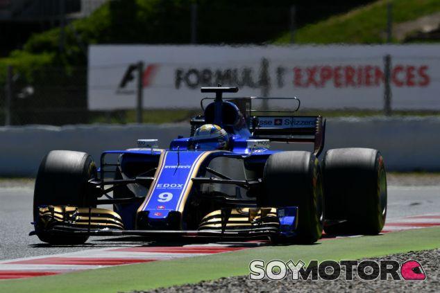 Sauber en el GP de España F1 2017: Viernes - SoyMotor.com