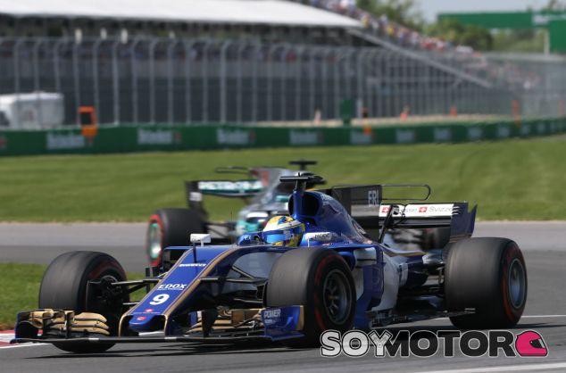 Sauber en el GP de Canadá F1 2017: Domingo - SoyMotor.com