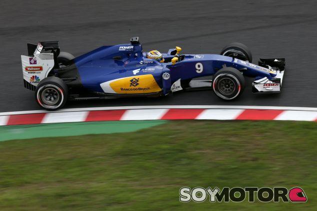 Ericsson terminó decimoquinto - LaF1