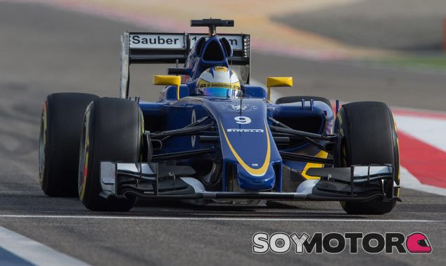 Marcus Ericsson en Baréin - LaF1