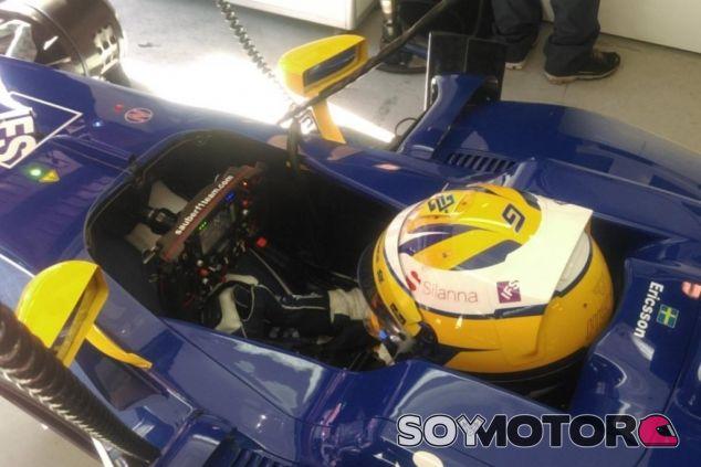Marcus Ericsson quiere centrarse en la competición - LaF1